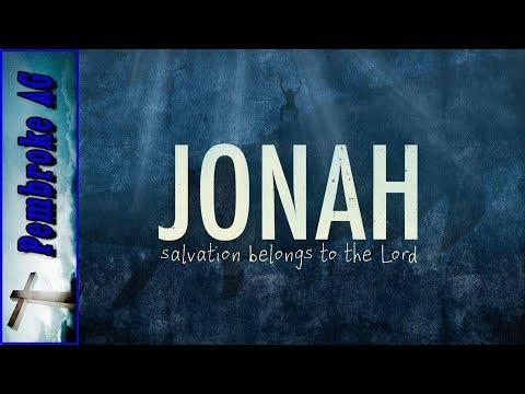 Church Service - Pembroke Assembly of God - Salvation belongs to the Lord  Jonah 2:9