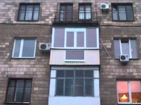 Ремонт Балкона ДО И ПОСЛЕ - УМЕЛЫЙ РЕМОНТ