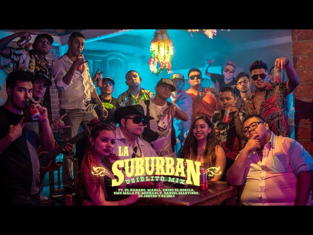 Uzielito Mix - La Suburban ft.Candela Music (Video Oficial)