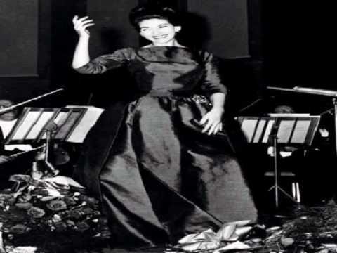 Maria Callas (Μαρία Κάλλας):  Madama Butterfly - Puccini