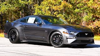 2018 Ford Mustang GT Review & First Look