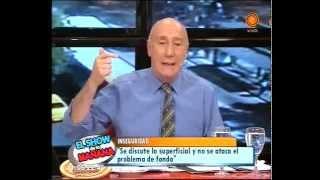 Inseguridad en Córdoba   Opinión de Lagarto Guizzardi 16 10 2014
