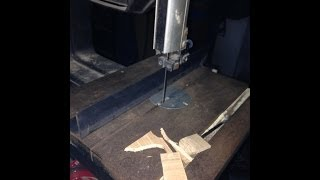 Making A Fence For My Bandsaw.