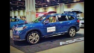 2019 Subaru Ascent Limited Full Look / Tour!  - Biggest Subaru Ever!