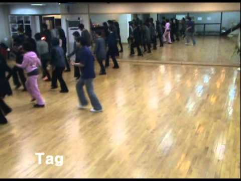 1234  Line Dance Demo & Walk Through