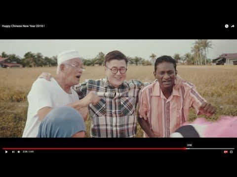 Chinese New Year 2018: Satu Malaysia