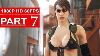 Metal Gear Solid 5 The Phantom Pain Gameplay Walkthrough Part 7 [1080p HD 60FPS] - No Commentary