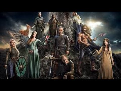 Real Vikings Season 1 (2016) with Clive Standen, Katheryn Winnick, Michael Hirst Movie