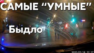 """Подборка САМЫХ """"УМНЫХ"""" водителей #351"""