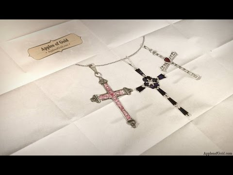 Christian Jewelry & Cross Necklaces From Apples Of Gold
