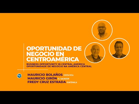 Business opportunity in Central America - Business Marathon 2021: We Are Visionaries
