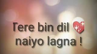 Teri Pyaari Pyaari Do Akhiyan  New WhatsApp Status  