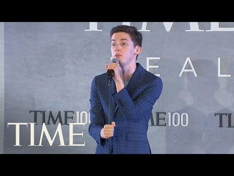 Watch Andrew Barth Feldman Perform The TIME 100 Health Summit | TIME 100 | TIME thumbnail