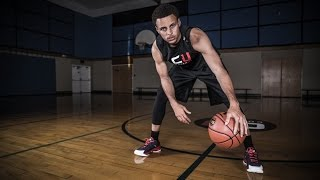 Stephen Curry Draft Report | Actions Speak Louder Than Words | CoachUp Presents