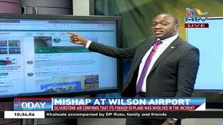 Wilson Airport plane crash: Silverstone Air releases statement