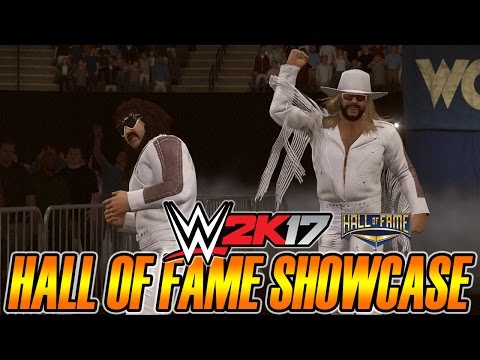 WWE 2K17 - 2K Showcase Hall of Fame - #04 [THE FABOULOUS FREEBIRD VS DDP & CACTUS JACK]