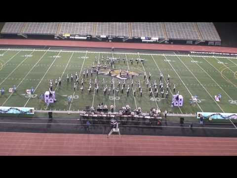 Broadneck High School Marching Band @ Towson University (10/29/16)