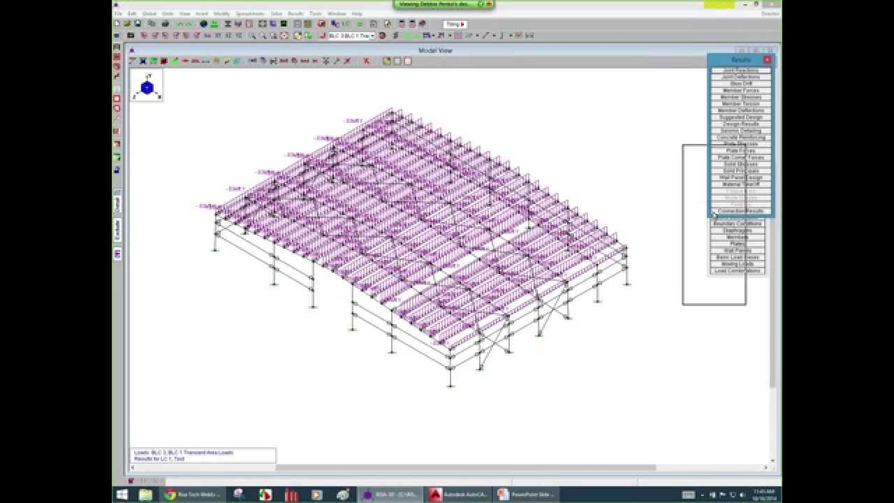 Metal Structure Design Software