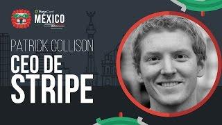 Una conversación con Patrick Collison, CEO de Stripe