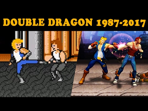 Double Dragon 1987-2017: A Little History of Double Dragon
