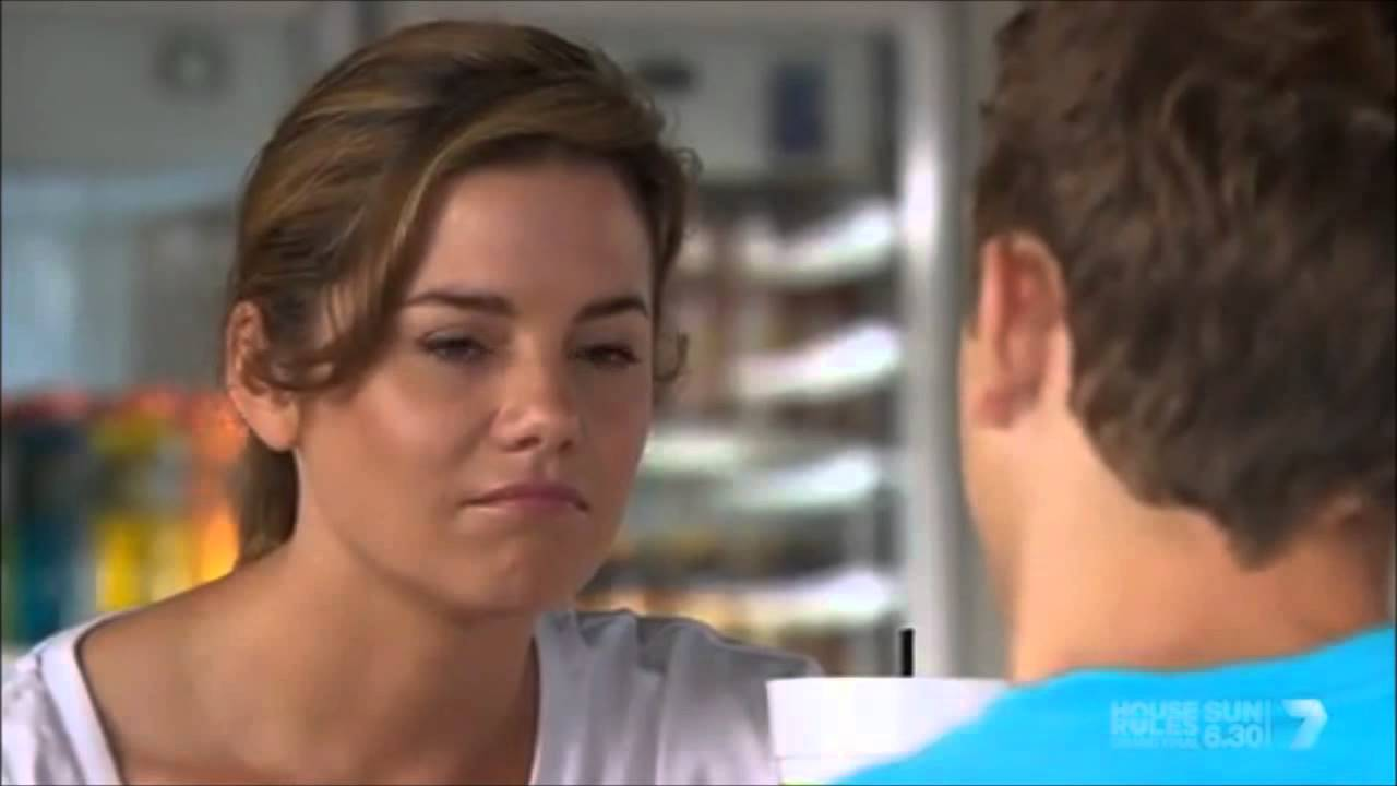 Casey denny oscar home and away 3rd july 2014 youtube for Oscar home