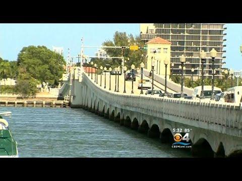 Venetian Causeway Closing For Nine Months