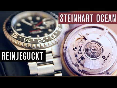 Steinhart Ocean One GMT - reinjeguckt :) | Test | Review