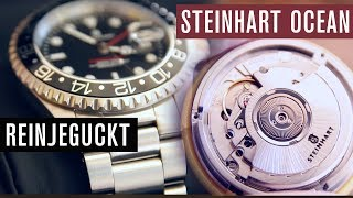 Steinhart Ocean One GMT - reinjeguckt :) | Test | Review