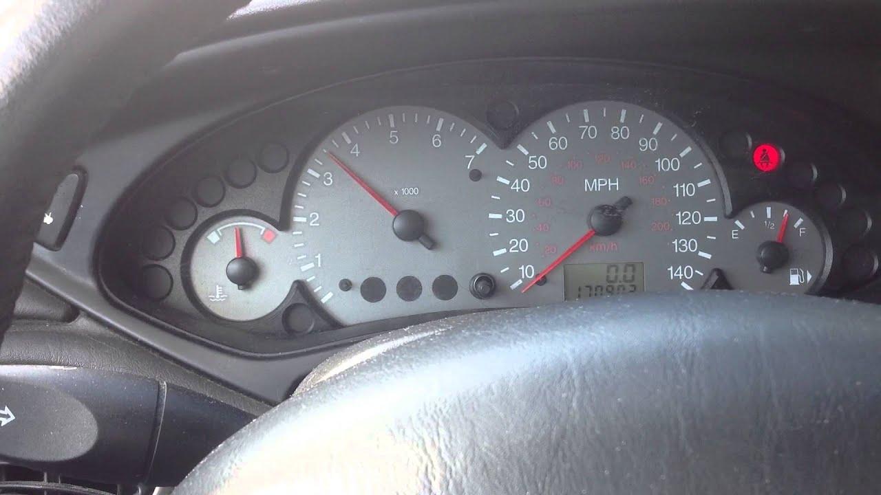 2003 Ford Focus ZX3 Interior