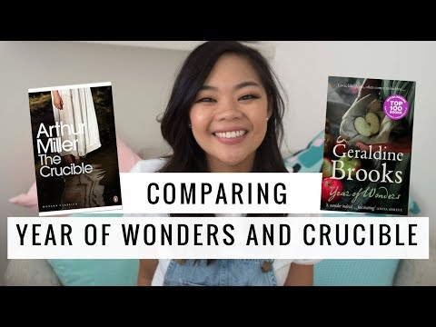 Comparing Crucible and Year of Wonders | Reading and Comparing | Lisa's Study Guides