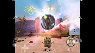 GC4iOS- Spongebob The Movie Video Game (iPad Pro) Part 4
