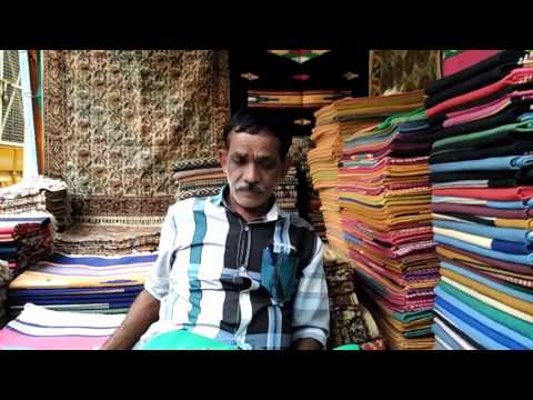 Artisan,Dhurrie Weaving,Andhra Pradesh;CraftsBazaar; Made In India