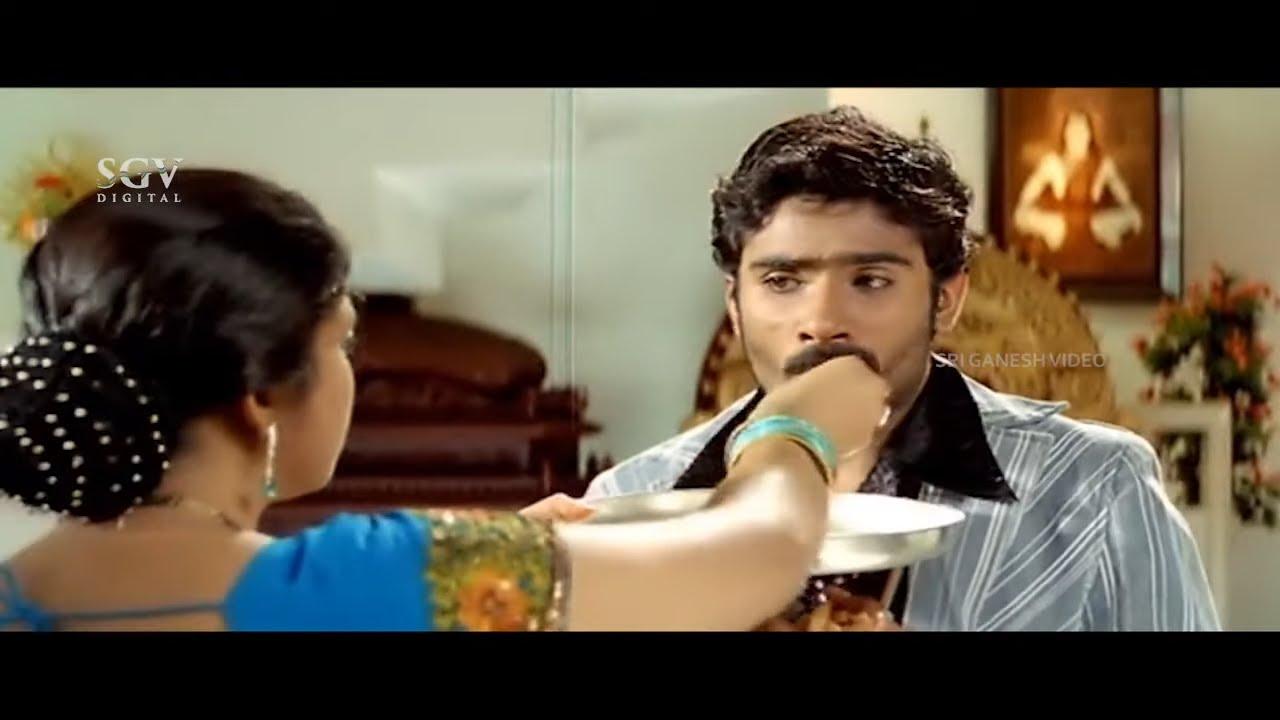 Yogesh Emotional about Parents for Adoption | Jai Jagadish | Preethse Preethse Kannada Movie Scene