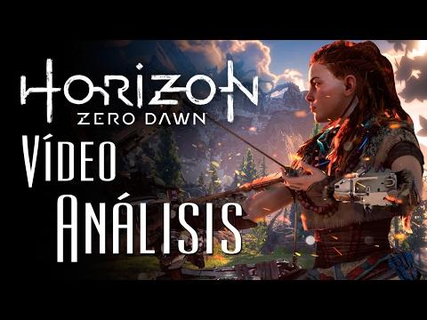 HORIZON ZERO DAWN: Vídeo Análisis | LaPS4