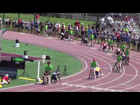 MN State Track Meet 2016-AA Boys 400 Final