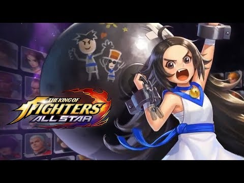 The King of Fighters All Star - Trailer from YouTube · Duration:  1 minutes 27 seconds