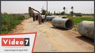 أزمة فى المياه والكهرباء بقرية القصاصين فى الإسماعيلية