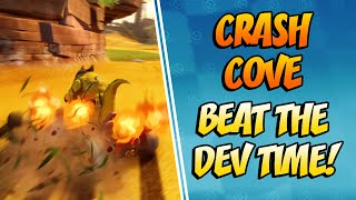 PREPARE FOR THE DEVELOPER TIMES! Crash Cove Guide | Crash Team Racing Nitro Fueled (CTRNF)