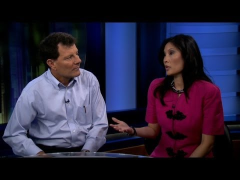 Nicholas Kristof and Sheryl WuDunn Discuss 'Half The Sky' | MetroFocus