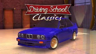 Driving School Classics - Trailer - Android & iOS