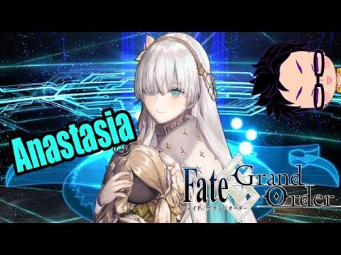 Fate Grand Order Rolling For Anastasia Youtube (now i want to see that famous ballroom scene from anastasia movie with fgo anastasia dancing and singing by herself in the ruined, abandoned. youtube