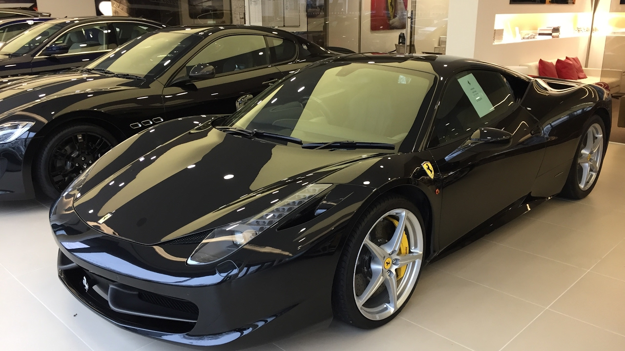 2015 Ferrari 458 Italia   Exterior And Interior