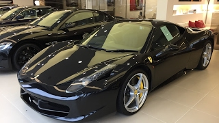 Ferrari 458 Italia receives prestigious BBC Top Gear Magazine Car of the Year 2009 year Videos