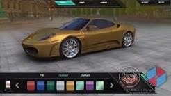 automobile customization software