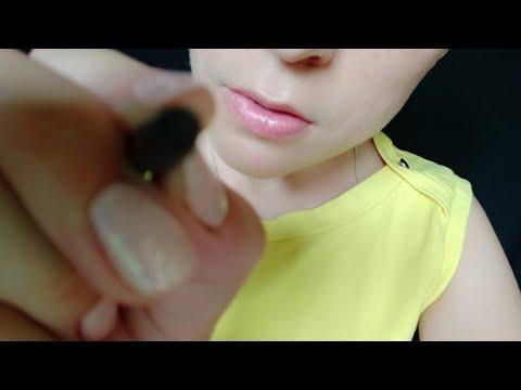 АСМР Макияж | Шепот || ASMR Makeup | Whisper