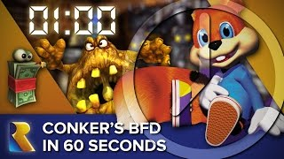 Rare Replay: Games in 60 Seconds - Conker