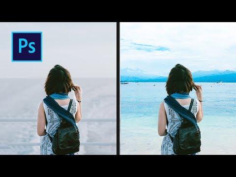 Как перенести объект в фотошопе на другой фон