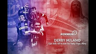 Tin Thể Thao 24h Hôm Nay (19h - 16/10): Derby Milano Icardi Lập Hattrick Giúp Inter Hạ Ac Milan