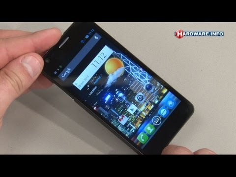 Alcatel One Touch Idol Ultra review - Hardware.Info TV (Dutch)