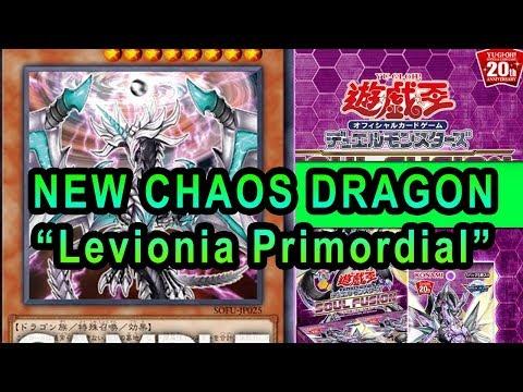"NEW CHAOS DRAGON ""Levionia Primordial"" Gameplay In Lightsworns!"